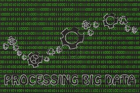 Concept of processing big data