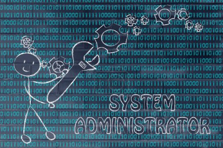 Being a system administrator