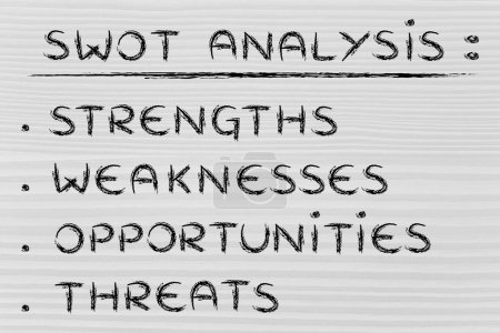 Swot Analysis to assess a companys potential