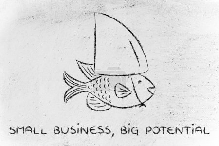 concept of having big potential