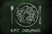 Pojem jíst organické