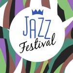 Постер, плакат: Retro Jazz festival Poster