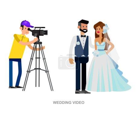 Photographer and videographer