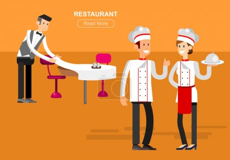 Hotel staff and service