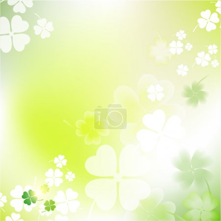 St. Patricks Day  Background.