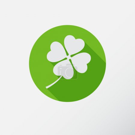 St. Patrick's Day flat icon