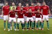 Hungary vs. Greece UEFA Euro 2016 qualifier football match