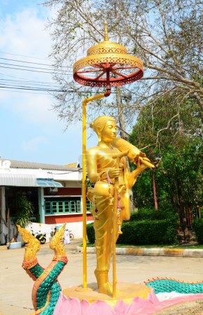 Sivali or Sivalee buddha statue