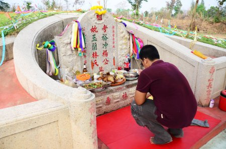 Ceremony of  Qingming Festival