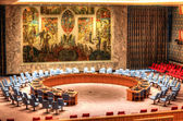 United Nations Security Council hall