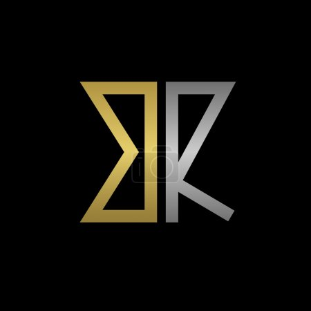 BR letters logo