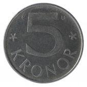 5 koruna mince