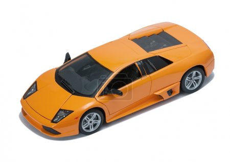 Collectible toy model Lamborghini top