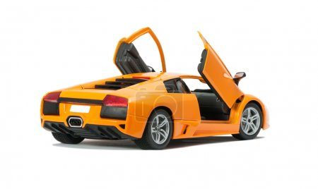 Collectible toy model Lamborghini with