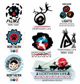 Northern team logos