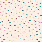 Triangle pastel powder background