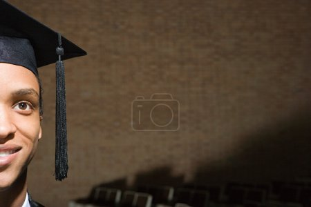 Photo for Portrait of male graduate - Royalty Free Image