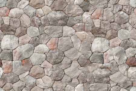 Photo for Stone pavement seamless texture - Royalty Free Image