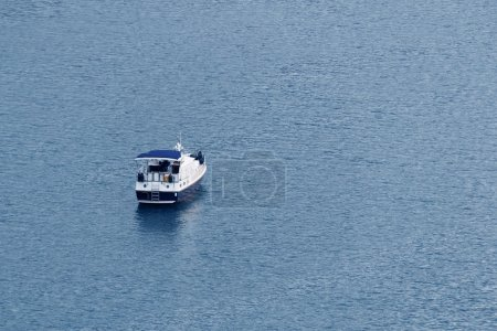 Boat on the water surface