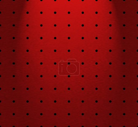 Photo for Geometric abstract pattern background. Red abstract pattern - Royalty Free Image