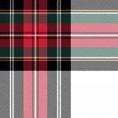 dress stewart tartan seamless pattern fabric texture