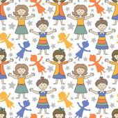Kids pattern 1