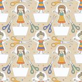 Dolls pattern 1