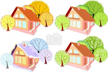 House and seasons