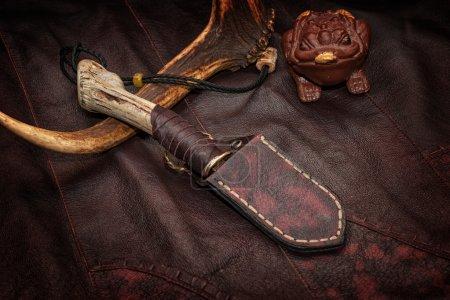 ritual knife sorcerer