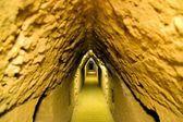 Tunnels under Cholula biggest man made pyramid
