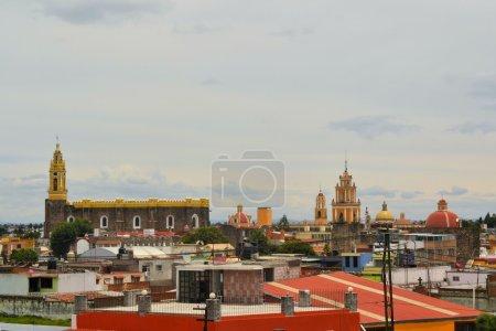 Convent of San Gabriel Church, Cholula, Mexico