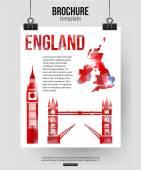 England travel background