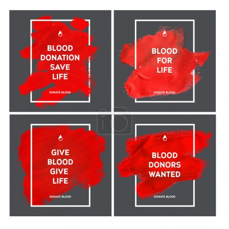 Creative Blood Donor Day motivation