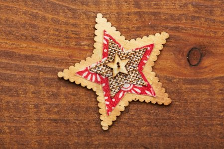 asterisk Christmas decorate