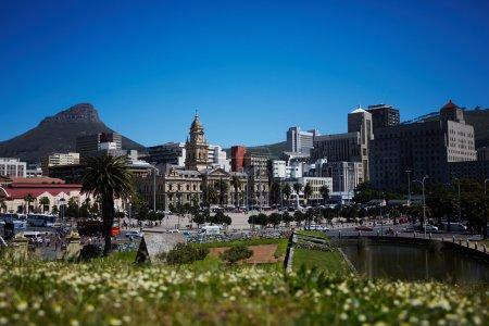 Rue à Cape Town