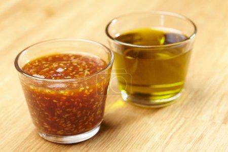 Sauce salad dressing cooking ingredients