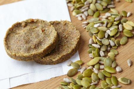 healthy eating granola