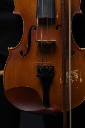 Vintage classical violin