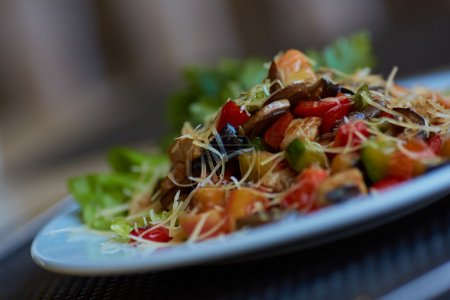 Photo for Fresh tasty appetizer - Royalty Free Image