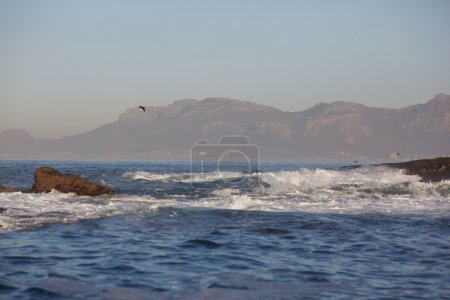 sea landscape in South Africa