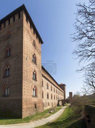Pavia. Visconti Castle.