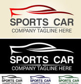 This is a modern clean and elegant sport car logo It stands out and instantly recognizable Perfect for car racing car dealers cars service and auto industry The logo looks great on white and black backgrounds It will look great on a business