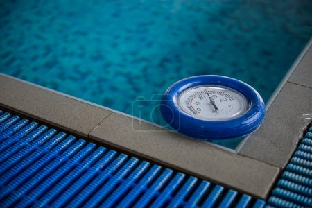 Water temperature measurer
