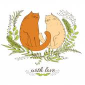 Cats and love