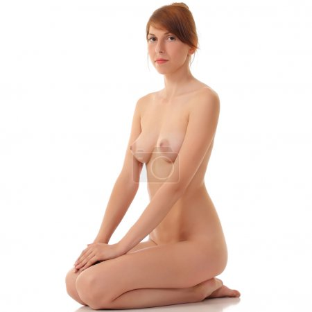 Sexy naked woman