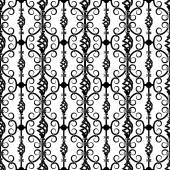 Vector illustration of forged seamless pattern Clip art