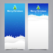 029-Merry Christmas  banner Collection of greeting card 003