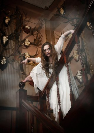 demonical ghost girl