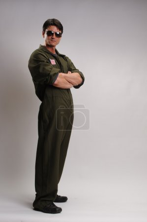 Photo for The handsome soldier - Royalty Free Image