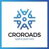 Wheel Crossroad Logo